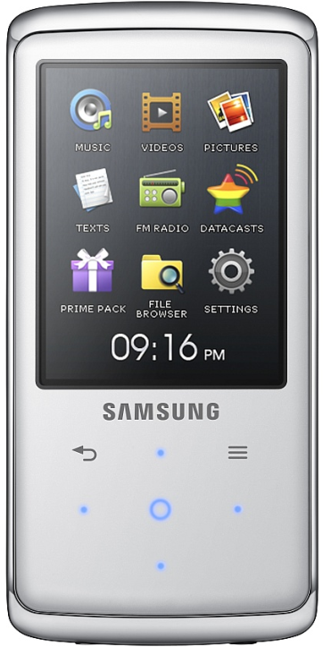 Samsung YP-Q2
